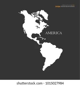 american continent images stock