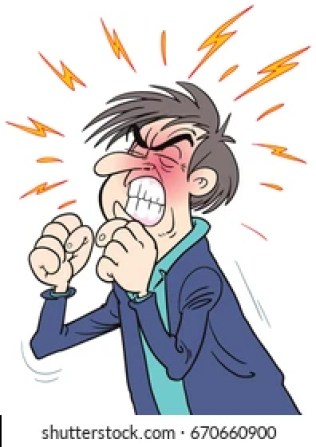 Angry Person Images, Stock Photos & Vectors | Shutterstock