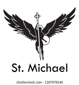 St. Michael the Archangel Images, Stock Photos & Vectors