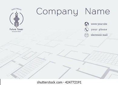 Construction Business Card Images, Stock Photos & Vectors