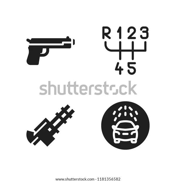 automatic icon 4 automatic