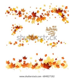 fall leaves autumn borders nature maple vector shutterstock elements decoration leaf results collins fort libreshot foliage welcome preview banner display