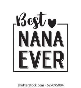 Dearest Nana