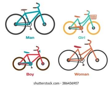 腳踏車 的圖片,庫存照片和向量圖   Shutterstock