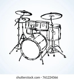 Drummer Cartoon Stock Images, Royalty-Free Images