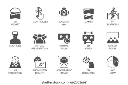 Augmented Reality Stock Vectors, Images & Vector Art