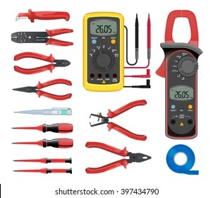 Electrical Tools Name