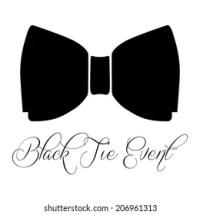 Black Tie Event Images, Stock Photos & Vectors   Shutterstock