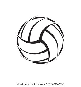 Volleyball Cartoon Images, Stock Photos & Vectors