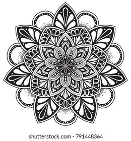 Mandala Tattoo Designs Images, Stock Photos & Vectors