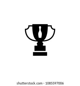 Bowling Tournament Winner Stock Images, Royalty-Free