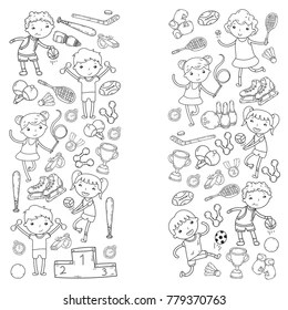 Similar Images, Stock Photos & Vectors of Vector Set Funny