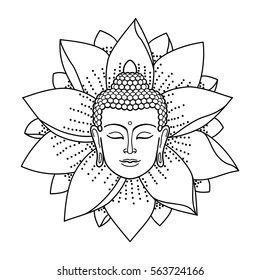 buddha meditation Images, Stock Photos & Vectors