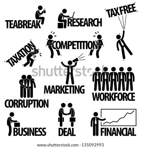 Business Finance Businessman Entrepreneur Employee Worker