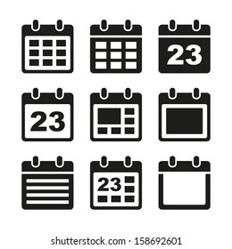 Calendar Symbol Stock Images, Royalty-Free Images