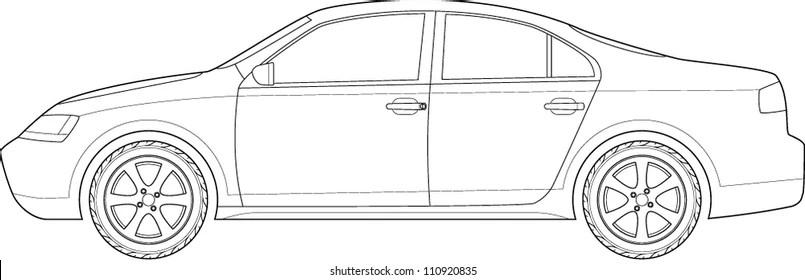 Diagram Of Car