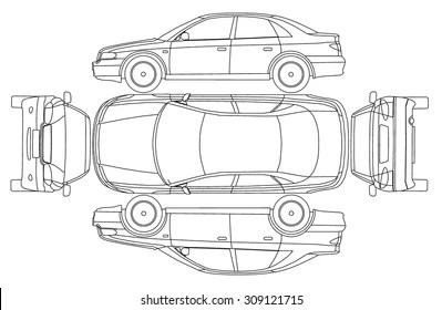 Vehicle Inspection Images, Stock Photos & Vectors