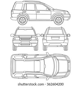 Vehicle Condition Report Images, Stock Photos & Vectors