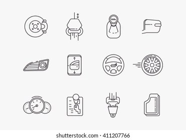 manual transmission Images, Stock Photos & Vectors