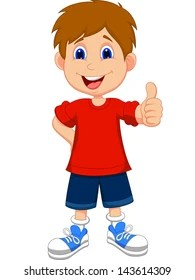 Boy Cartoon Images : cartoon, images, Cartoon, Stock, Images, Shutterstock