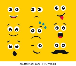 funny face images stock