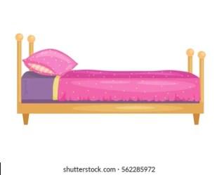 Bed Cartoon Images Stock Photos & Vectors Shutterstock