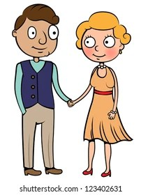 Husband Wife Funny Images : husband, funny, images, Husband, Funny, Stock, Images, Shutterstock