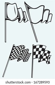 Go-kart Racing Stock Illustrations, Images & Vectors
