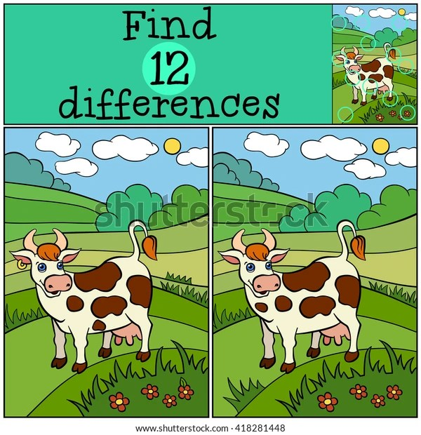 find the cow # 48