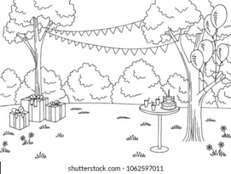 Playground Outline Images Stock Photos & Vectors Shutterstock