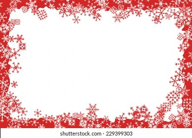 Christmas Frame Images Stock Photos Amp Vectors Shutterstock