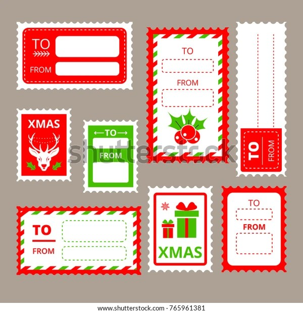 christmas stickers gifts sticker