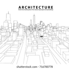 Images Urban Planner In Diagram 2016 Toyota Venza Radio Wiring Planning Stock Photos Vectors Shutterstock Cityscape Sketch Vector Architecture Illustration Background