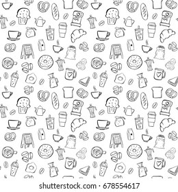 Coffee and Sandwich Images, Stock Photos & Vectors