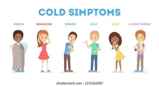 Flu Cartoon Images, Stock Photos & Vectors | Shutterstock