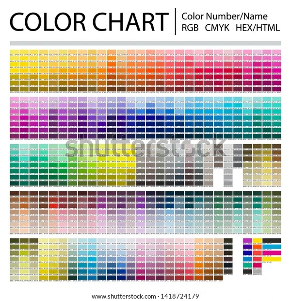 color print test page # 12