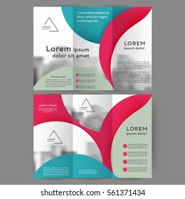 Tri Fold Brochure Images Stock Photos & Vectors Shutterstock