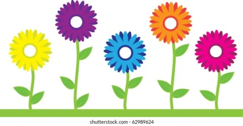 Flower Clip Art Images Stock Photos & Vectors Shutterstock