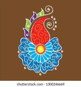 Rangoli Designs Images Stock Photos Vectors Shutterstock