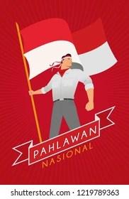 Background Hari Pahlawan : background, pahlawan, Pahlawan, Stock, Images, Shutterstock