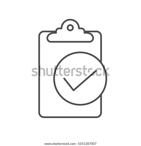Compliance Icon Set That Shows Company Stock Vector
