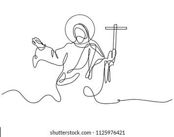 Christ Is Risen Stock Vectors, Images & Vector Art