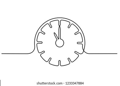 Continuous Circle Icon Stock Vectors, Images & Vector Art