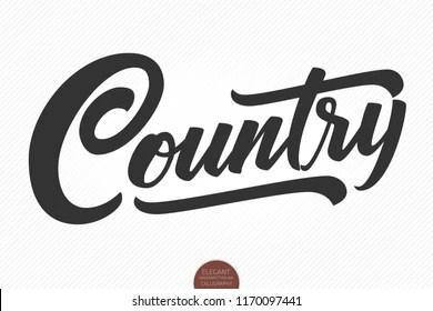 Country Western Images, photos et images vectorielles de