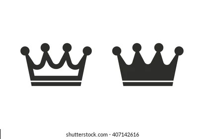 King And Queen Crown Images, Stock Photos & Vectors