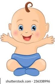 77 Cartoon Baby ideas | baby cartoon, baby clip art, cartoon