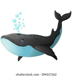 Whale Cartoon Images Stock Photos & Vectors Shutterstock