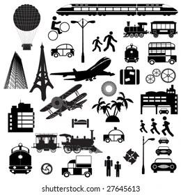 Passenger Train Car Images, Stock Photos & Vectors
