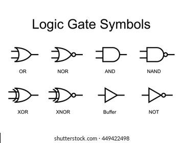 Xnor Logic Gates Symbols Free Download • Playapk.co