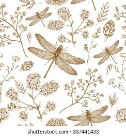 dragonfly pattern images stock